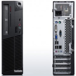 PC Lenovo Thinkcentre M71e SFF Intel Pentium G630 windows 7 profesional