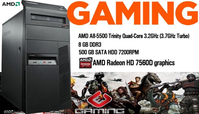 Lenovo Gaming AMD