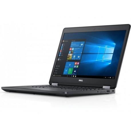Portátil Premium DELL Latitude E5470 Intel i3-6100U [Skylake 6ª Geração] [DDR4] [SSD] Win 10