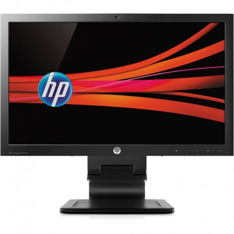 """Monitor Profissional LED HP 22"""" WEBCAM