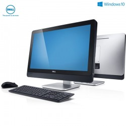 DELL OptiPlex 9020| Enterprise-Level All-in-One 23 Pol Full HD - 4th Gen Intel Core I5-4670S Quad-Core Windows 10 Pro upgrade