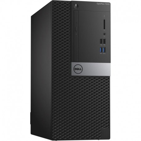 Dell Optiplex 7040 Desktop Empresarial QUAD CORE i5-6600 [Skylake 6ª Geração] Windows 10 Pro