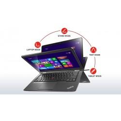 [A-] Ultrabook híbrido ThinkPad Yoga 12 Intel i5-4300U |8 GB RAM|4.ª Geração|SSD|Táctil HD| Windows 10 upgrade [A-]