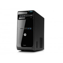 Desktop HP Pro 3300 Tower PC Intel Dual Core G840 Windows 10 professional upgrade