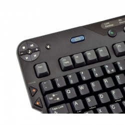 Teclado Lenovo Business Black Enhanced Performance USB Keyboard (PT)