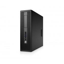 PC Desktop HP EliteDesk 705 G1 AMD A4 PRO 7300B,RADEON HD 8470D Windows 10 pro upgrade