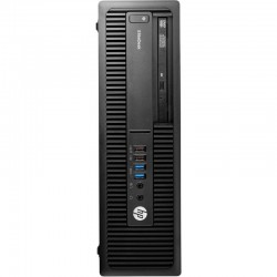 PC Desktop HP EliteDesk 705 G1 AMD A4 PRO 7300B,RADEON HD 8470D Windows 10 pro upgrade