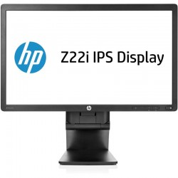 "Monitor LED IPS HP Z Display Z22i - 54.61 cm (22"") 1920 x 1080 pixels Full HD LED Preto"