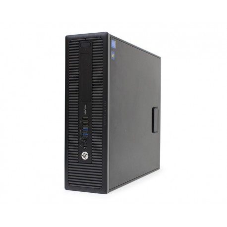 PC Pro HP ProDesk 600 G2 DT DUAL CORE PENTIUM G4400 [6ª geração-Skylake] DDR4  Windows 10 PRO
