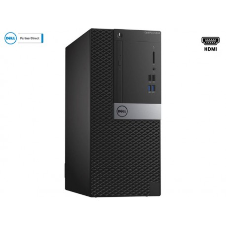 Dell Torre Optiplex 5050 Empresarial QUAD CORE Intel I5-7500 [KabyLake 7ª Geração] Windows 10 Pro