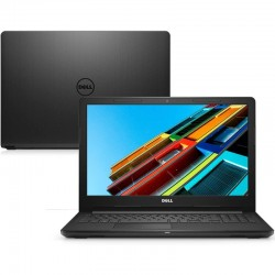 Portatil Dell INSPIRON [15.6] HD CORE i3-7020U| 7ª Geração| DDR4| Windows 10