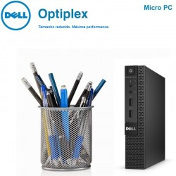 Dell Optiplex 3020 Micro Desktop Intel Pentium G3250T [ 4ª geração ] Windows 10 Pro Upgrade