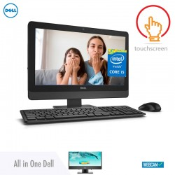 [GRAU B] DELL OptiPlex 3030 All-in-One TOUCHSCREEN| QUAD CORE Intel i5-4590S (4ª Geração)|SSD| Windows 10 Pro upgrade [GRAU B]