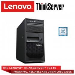 Servidor Lenovo ThinkServer TS150 |Skylake 6ª Geração|Intel XEON E3-1225 v5|16GB DDR4