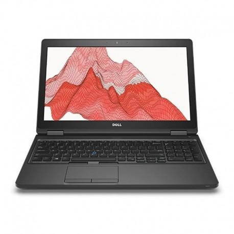 Workstation Dell Precision 3520 Touchscreen [15.6] QUAD CORE i5-6440HQ|Skylake - 6ª Geração|8 GB DDR4|240GB SSD| Windows 10 Pro