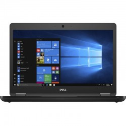 Portátil Premium DELL Latitude E5480|QUAD CORE i5-7440HQ|7ª Geração|256GB SSD|8GB DDR4|GEFORCE 930MX|Win10 Pro