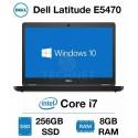 Portátil Premium DELL Latitude E5470 [FHD] QUAD CORE I7-6820HQ Skylake - 6ªGen|SSD| Win 10 Pro upgrade