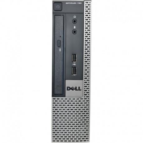 PC DELL Optiplex 790 USFF Intel I3 2120M Windows 10 profesional upgrade