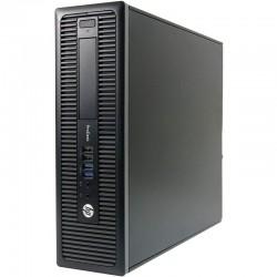 PC Desktop HP EliteDesk 705 G2 AMD A4 PRO-8350B,RADEON R5 GPU Windows 10 pro upgrade