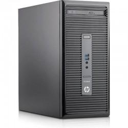 HP profissional ProDesk 400 G3 Business Series Microtower Intel Core I5-6500|6ª Geração Skylake| Windows 10 professional