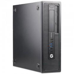 Desktop pro HP ProDesk 600 DT Intel Pentium G3220 @ 3.00GHz (4GEN) Windows 10 professional