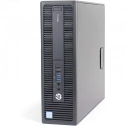Pc Profissional HP ProDesk 600 G2|6ª Geração Skylake|Intel Core i5-6500|SSD|8GB DDR4 |Windows 10 pro