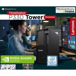 Poderosa Workstation Lenovo P330|8ªGeração| Intel Hexa Core i7-8700|SSD|16GB DDR4] [QUADRO M2000- 4 GB] Windows 10 Pro upgrade