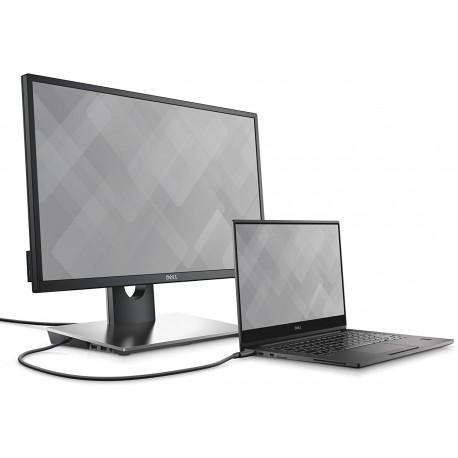 DELL - Dock with Monitor Stand - Estação de Ancoragem - (USB-C) - Estação de Ancoragem/Suporte Monitor