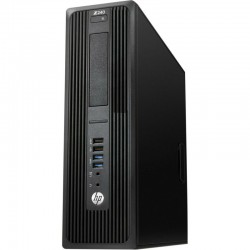 HP Z240 WORKSTATION|Intel Quad Core i5-6500 [skylake 6ª Geração] [8GB] DDR4 [1TB SATA] Windows 10 professional