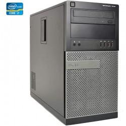 PC Desktop Profissional Dell Optiplex 7010 Tower Intel Quad Core i7-3770 Windows 10 Professional Upgrade