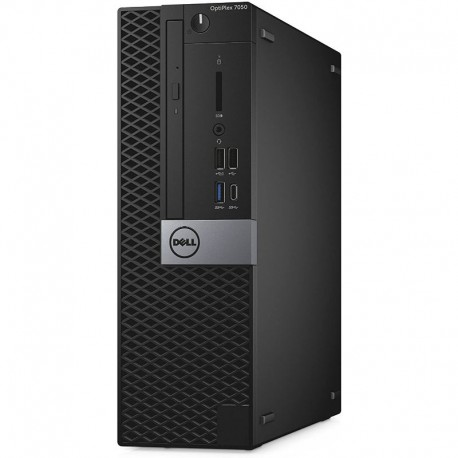 PC Dell Optiplex 7050 Desktop Empresarial QUAD CORE i5-6500 [Skylake 6ª Geração]  SSD Windows 10 Pro