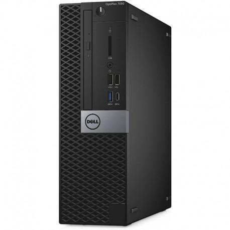 Desktop Empresarial de alta performance Dell Optiplex 7050DT|QUAD CORE Intel I5-7500 [KabyLake 7ª Geração] Windows 10 Pro