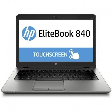Ultrabook profissional HP EliteBook 840 TOUCH| Intel Core I7-6600U [6ª Geração] [256GB SSD] [8GB RAM DDR4] Windows 10 Pro