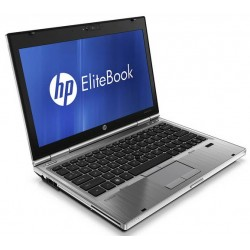 Ultraportatil HP Elitebook 2560p Intel Core i7 2620M - SSD - Windows 10 Professional Upgrade