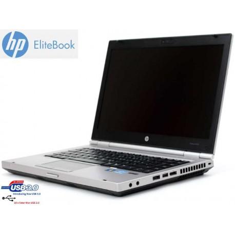 Portatil PREMIUM HP Elitebook 8470p Intel Core i5-3320M - Windows 10 Pro upgrade