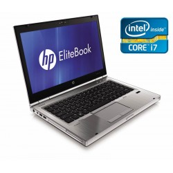 Portatil PREMIUM HP Elitebook 8560p Intel Core i7-2620M - Windows 10 Pro upgrade