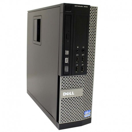Desktop Avançado Dell Optiplex 7010 Intel Quad Core i5-3470 Windows 10 Windows 10 Professional Upgrade