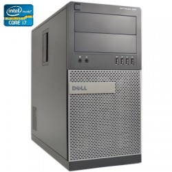 PC DELL Optiplex 990 MT Intel Core i7 2600 Quad-Core Windows 10 pro upgrade