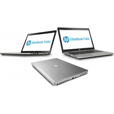 A- ULTRABOOK HP Elitebook Folio 9470M Intel Core i7-3687U Windows 10 pro upgrade A-