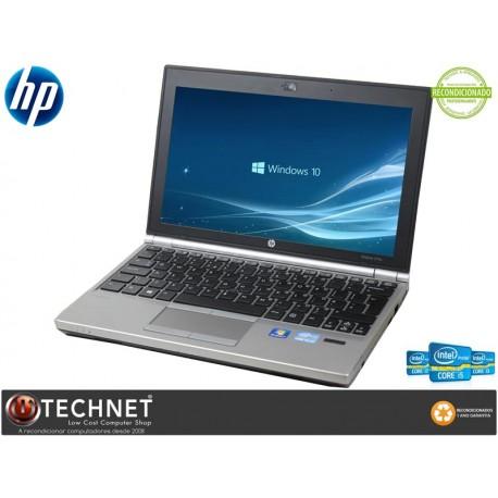 Ultraportatil HP Elitebook 2170p - 11.6 - Intel Core i5 3427U - Windows 10 Pro 64-bit - 8 GB RAM