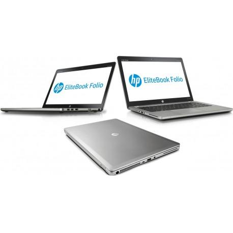PREMIUM ULTRABOOK HP Elitebook Folio 9470M Intel Core i5-3320M - 8GB RAM - SSD - Windows 7 Professional
