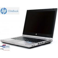Portatil PREMIUM HP Elitebook 8470p Intel Core i7-3540M - Windows 10 Pro upgrade