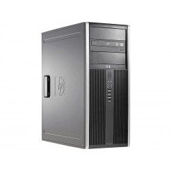PC Desktop HP Compaq 8000 Elite Pro Series Windows 10 Pro Upgrade