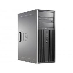PC Desktop HP Compaq 8000 CMT Elite Pro Series Windows 10 Pro Upgrade