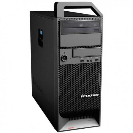 Lenovo Lenovo ThinkStation S20 Workstation e alta performance Quad Core Intel Xeon W3550 Windows 10 Pro upgrade