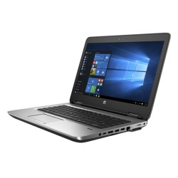 Portátil Empresarial HP ProBook 640 G1 Intel Core i3-4000M Windows 10 Pro Upgrade