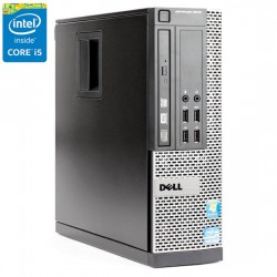 Desktop Dell Premier OptiPlex 9010 Premier Intel i5-3470 Quad-Core Windows 10 Pro upgrade