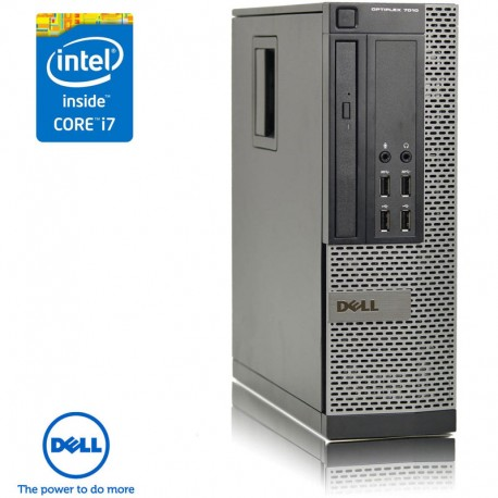 Dell Optiplex 7010 Intel Quad Core i7-3770 [8GB] Windows 10 Professional Upgrade