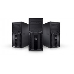 Servidor de torre Dell PowerEdge T110 II intel Core™ i3-2100 Cache 3M, 3.10 GHz