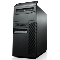 PC profissional Lenovo Thinkcentre M82 Tower Intel Pentium G645 Windows 10 Pro upgrade